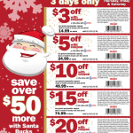 Meijer: When Is The Santa Bucks Sale