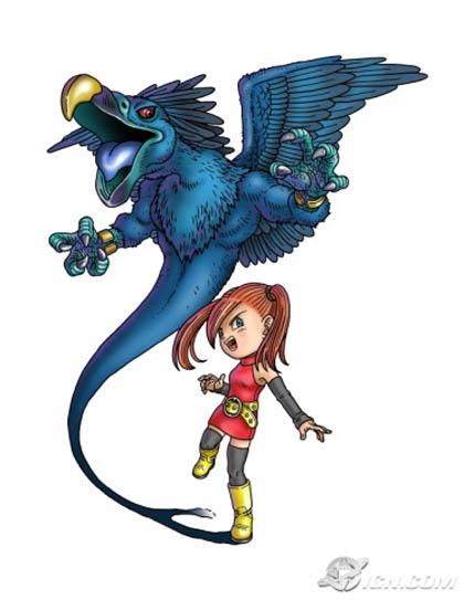 Una de las protagonistas de dicho anime