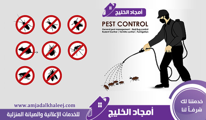 افضل شركة مكافحة حشرات بالمدينة المنورة بضّمان وخصم 15% ورش مبيدات فعّالة