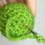 Crochet Pattern for 11 Weeks Little Lime from AMKCrochet.com