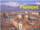 location gites piémont