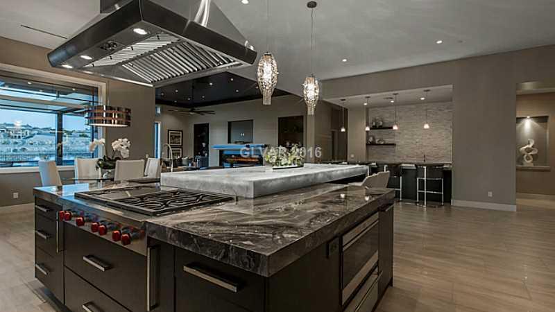 Luxury Kitchen Island Bar