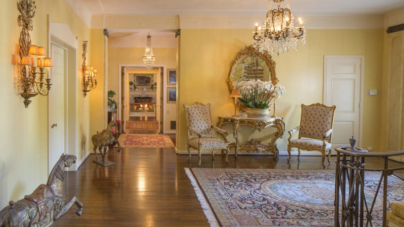 Gone With The Wind Producer David O Selznick S Beverly Hills Mansion Hits The Market For 19