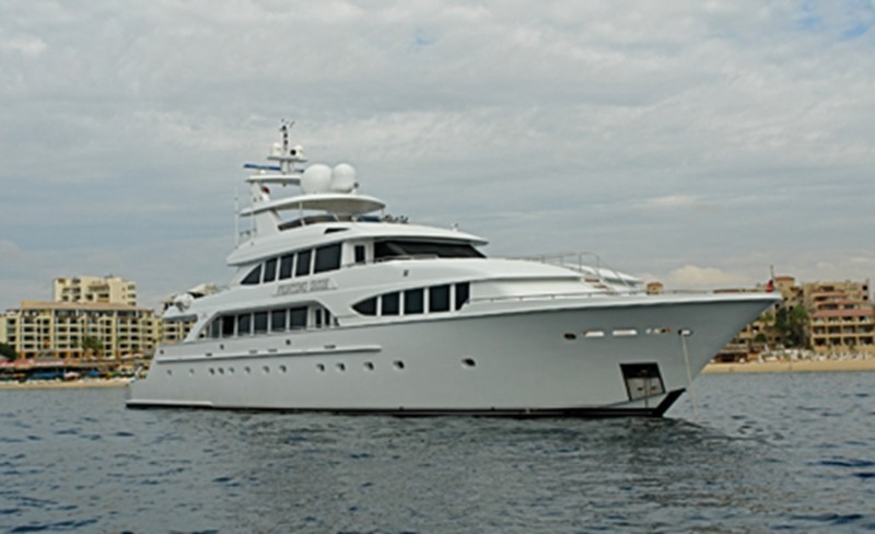 Westship Motor Yacht Fighting Irish With Room For Eight
