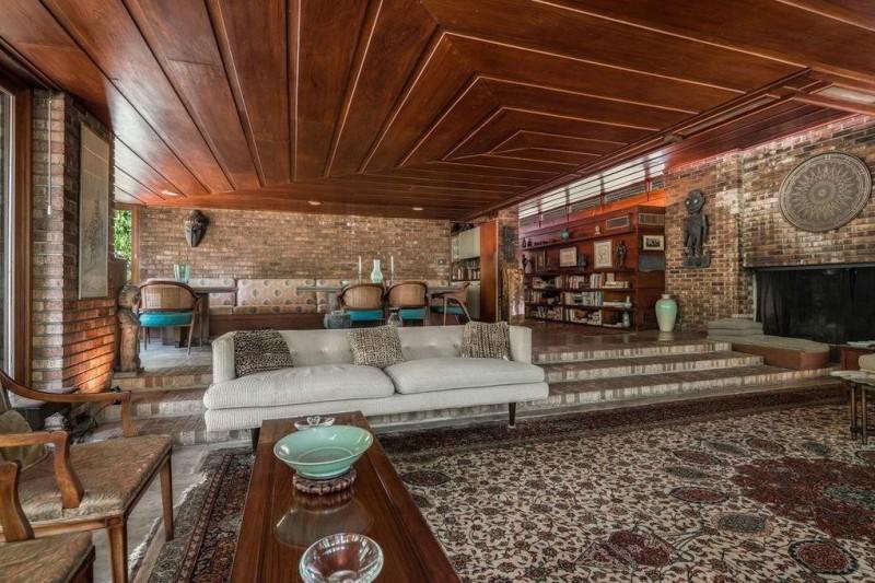Frank Lloyd Wrights Sondern Adler House In Kansas City