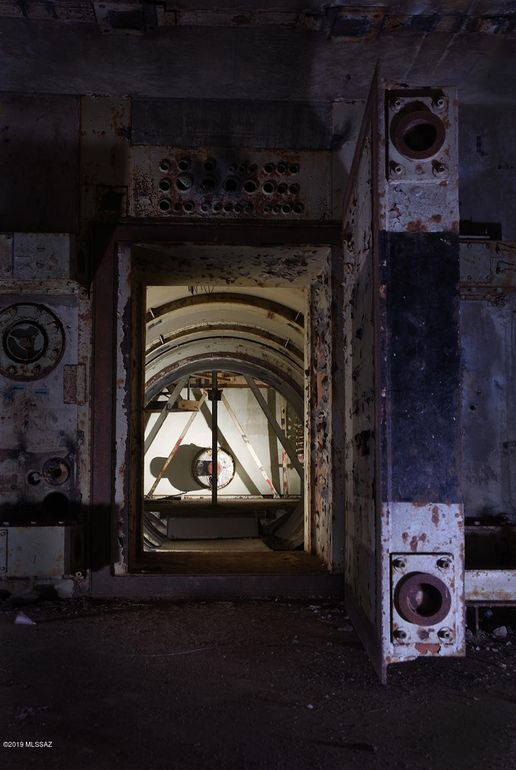 Nuclear Missile Silo In Arizona Listed For 395k