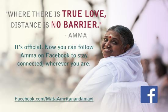 Amma is on Facebook_4