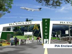 PIA enclave