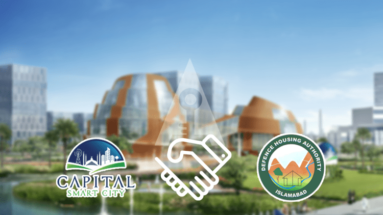 capital smart city dha merger