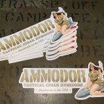 Ammodor Logo Decal