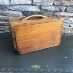 Wooden Ammo Box Cigar Humidors