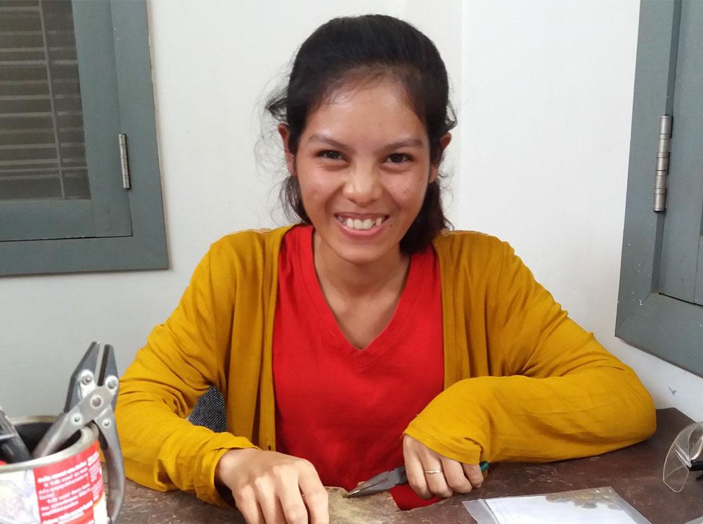 Ammo Jewellery Siem Reap, Cambodia - Team - Nimol