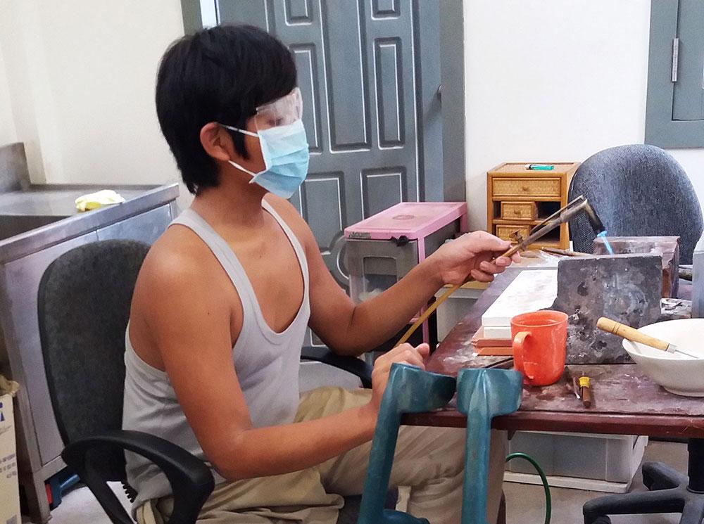 Ammo Jewellery Siem Reap, Cambodia - Team - Sokhim
