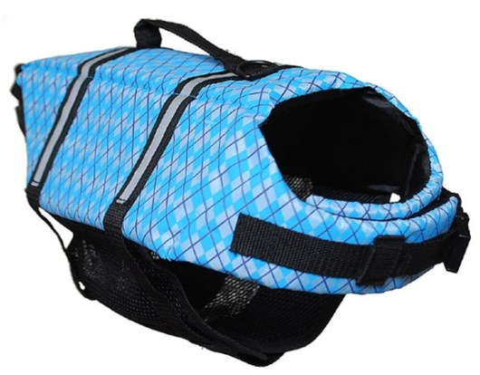 dog life jacket from waterdoggy