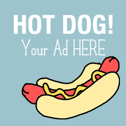 Advertise with Ammo the Dachshund