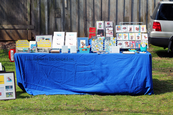 Spring Doxie Fest 2014 // Ammo the Dachshund