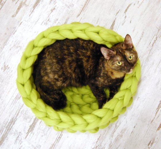 Chunky Pet Bed
