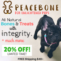 Peacebone Ad