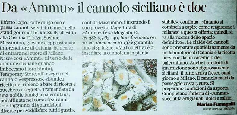Corriere della Sera 22 marzo 2016
