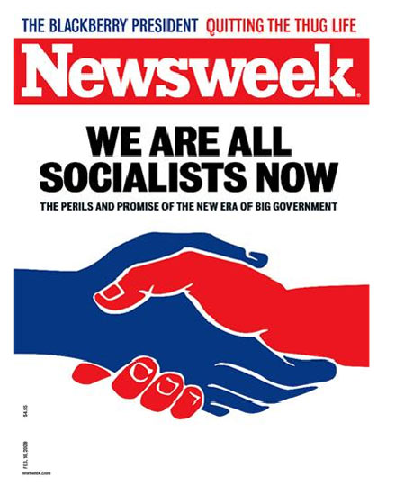 We're all socialists now
