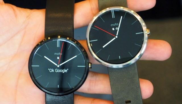 moto-360-smartwatch-watch-1 5 مميزات مطلوبة في ساعة موتورولا 2015