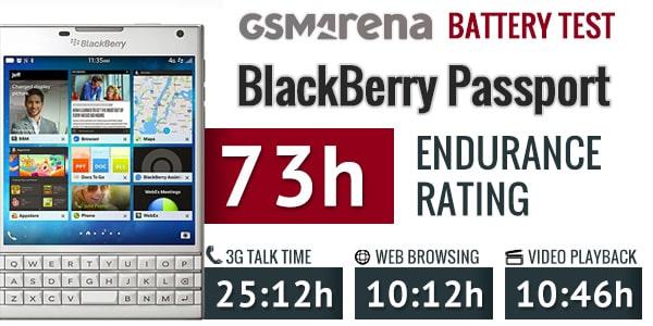 gsmarena_001 مراجعة BlackBerry Passport: إبداع يا بلاك بيري
