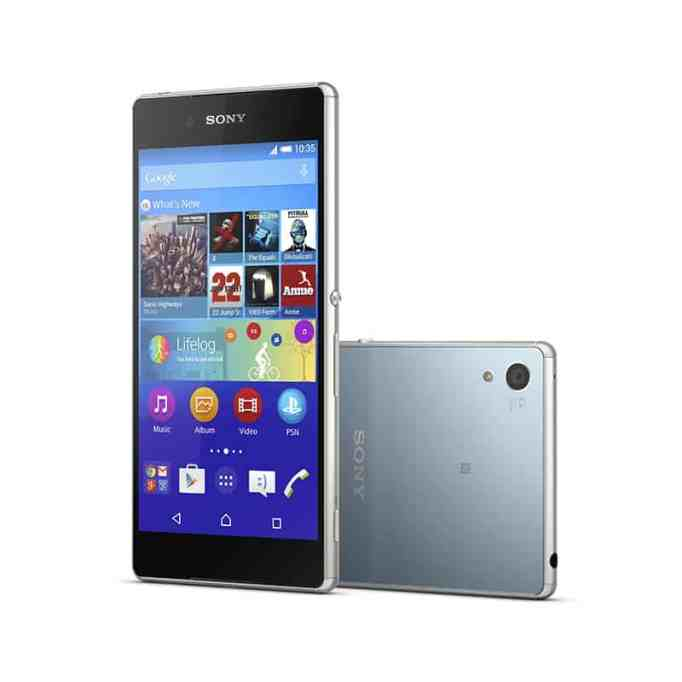 Sony-Xperia-Z3- مراجعة Sony Xperia Z3+: هذا هو إكسبيريا زد 4