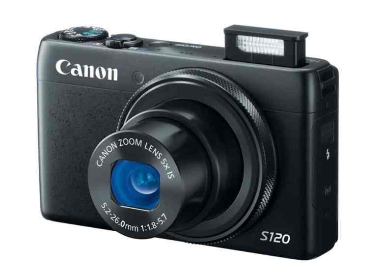 Canon-S120 أفضل 3 كاميرات Canon للربح من يوتيوب