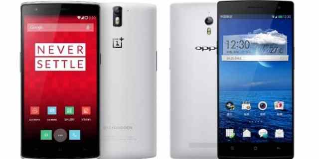 OnePlus-One-vs-OPPO-Find-7a-660x330