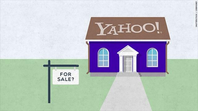buy Yahoo