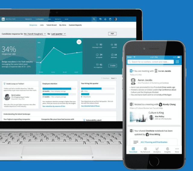 LinkedIn-2 ما الذي سيتغير في LinkedIn بعد استحواذ مايكروسوفت عليها؟