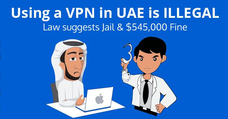 vpn-is-illegal خدمات VPN غير قانونية في نظر الشركات التقنية والعديد من الدول
