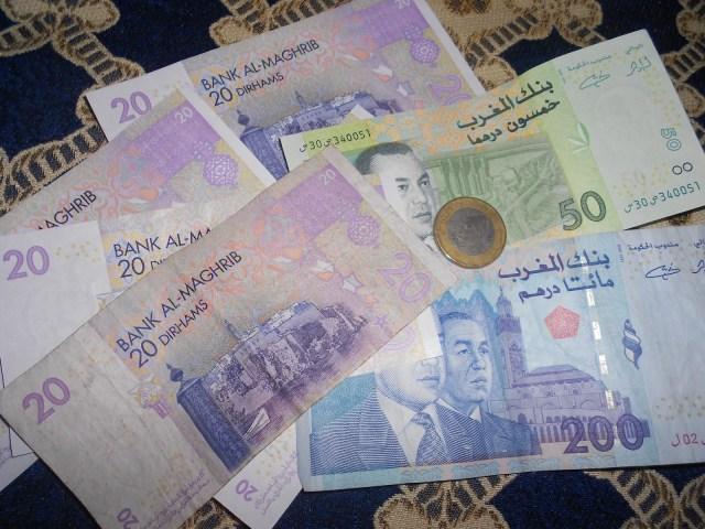 Dirham_currency خطة تحرير سعر صرف الدرهم المغربي 2017 – 2018