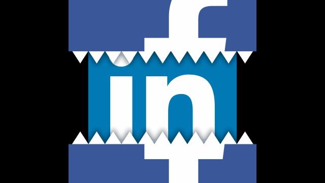 facebook-vs-linkedin كيف سيدمر فيس بوك شبكة LinkedIn ويخرج مايكروسوفت من المنافسة؟
