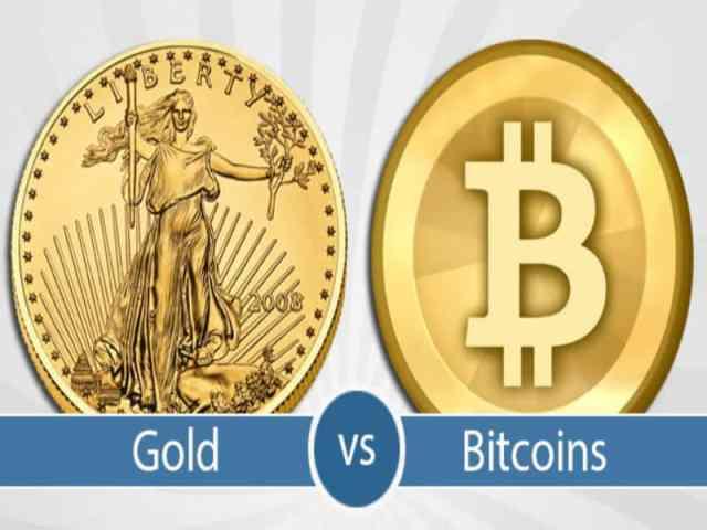 Bitcoinist-Gold-vs-Bitcoin بيتكوين لن يكون بديلا للذهب يكفي أن العملات النقدية وهم وخداع
