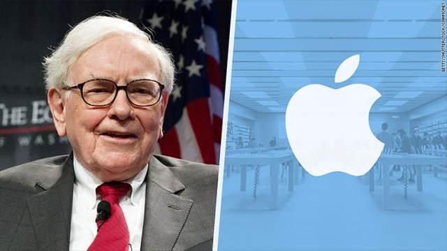 warren-buffett-apple كيف أنقذ وارن بافيت آبل من الأزمة المالية في البورصة؟