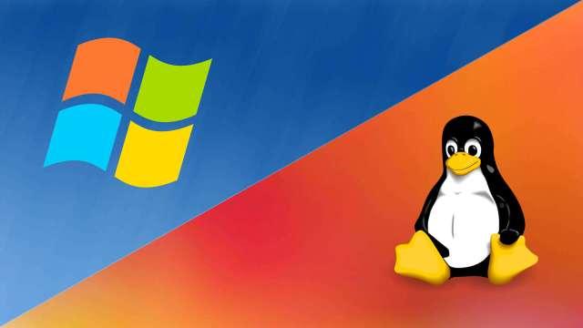 Linux-Windows-Abstract-Wallpaper ضحكة تقنية: شروحات تعطيل تحديثات ويندوز جلبت WannaCry والصمت أفضل لعشاق لينكس