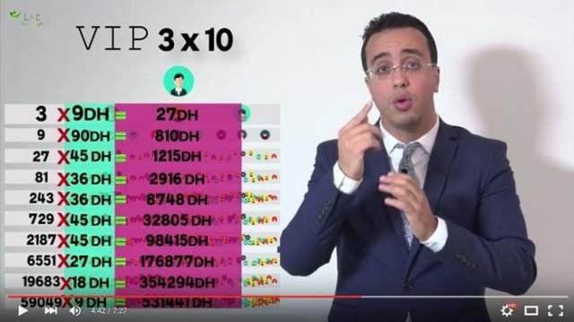 video-learn-and-earn التسويق الشبكي وتمويل الإرهاب ونهاية Learn & Earn Cosmétique