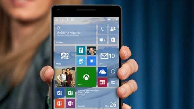 windows-10-for-phones مات ويندوز فون لكن ليس حلم نجاح ويندوز 10 موبايل