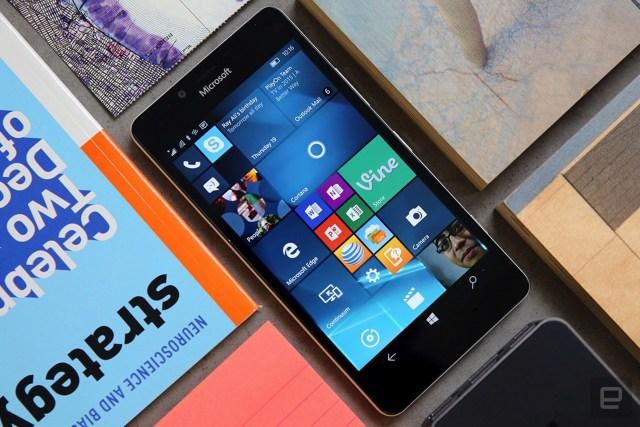 microsoft-lumia-950-1600 انهيار مشروع ويندوز 10 موبايل وتبخر حلم مايكروسوفت في منافسة أندرويد و آيفون