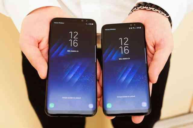 Galaxy-S8-Plus- مراجعة Galaxy S8 Plus: نسخة أكبر من جالكسي اس 8 لا داعي لشرائها