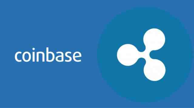Ripple-on-Coinbase تراجع الريبل XRP بسبب أكبر منصة لتداول بيتكوين Coinbase