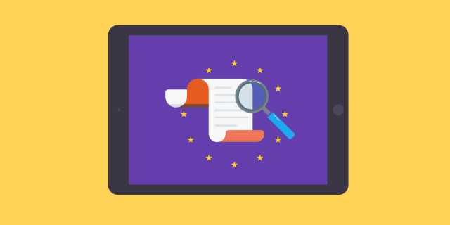 GDPR-1 كيف تتحقق من أن موقعك أو تطبيقك متوافق مع قانون GDPR
