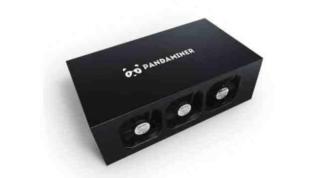 PandaMiner-B5-Plus أفضل أجهزة تعدين بيتكوين و الإيثريوم وربح مئات الدولارات من العملات المشفرة