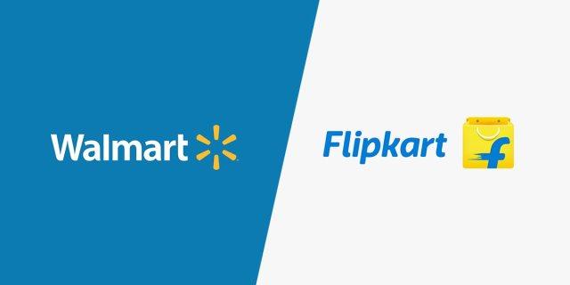 walmart-flipkart 4 أسباب خلف استحواذ وول مارت على Flipkart