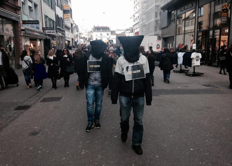 Jugendgruppe Basel gegen Folter