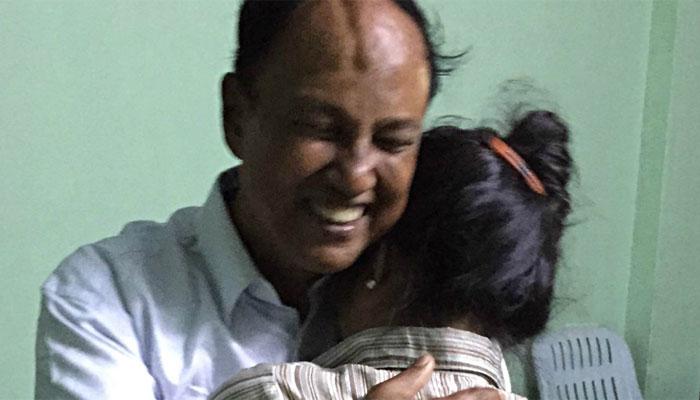 Nachricht von Dr. Tun Aung an alle Amnesty-UnterstützerInnen