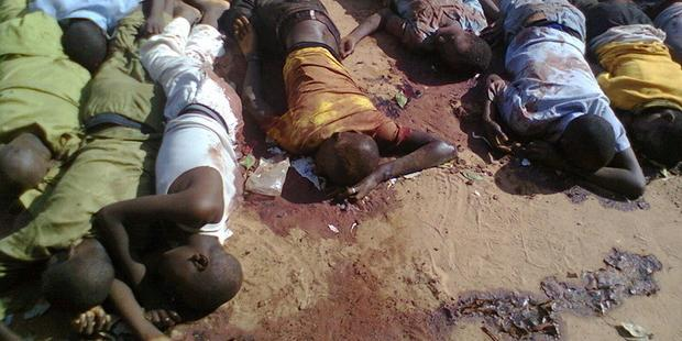Nigeria War Crimes And Crimes Against Humanity As