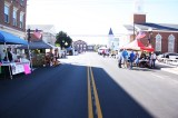 The fall festival on Main Street in Harrodsburg raised money for the Kendyl and Friends Playground.