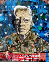 """Images contributed """"Jimmy Carter"""" by Hugh Hunt."""